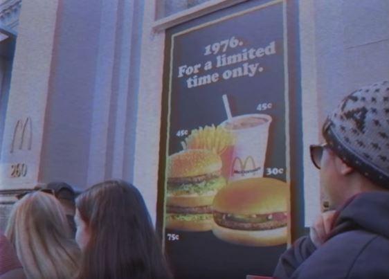 1976 McDonalds